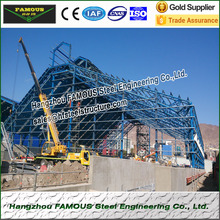 Optimized Industrial Steel Buildings Warehouse Fabrication For Agricultural(China)