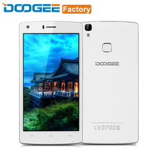 Doogee X5 MAX Mobile Phone 5 Inch 1280x720 HD MTK6580 Quad Core Andriod 6.0 1GB ROM 8GB RAM 8MP Fingerprint ID WIFI Cell Phone