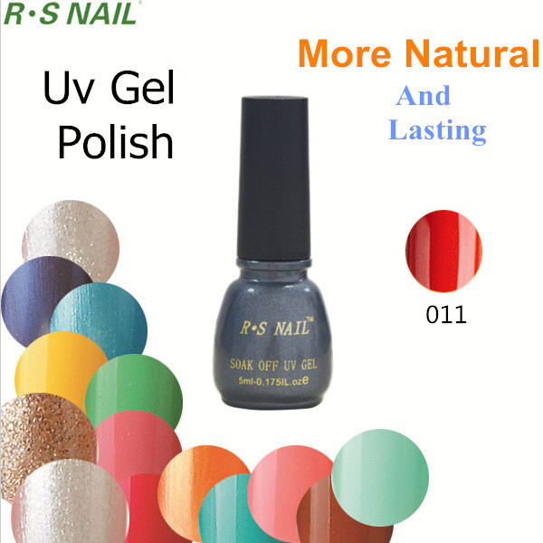 Natural R.S nail gel nail polish beauty unhas de gel varnish gel lacquer harmony vernis a ongle gel paint for nails UV lamp(China)