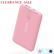 Clearance Sale 2500mAh New Mobile Power Bank Portable Charger External Battery Backup Powers for Smart Devices
