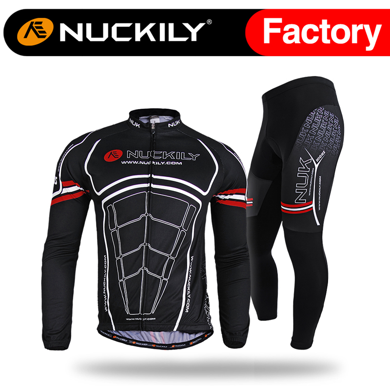 Nuckily summer quick drying KingKong design mans long sleeve bicycle clothes set<br><br>Aliexpress