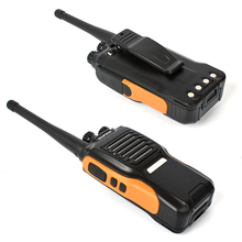 4pc lot Bao Feng BF-658 6W UHF 400-470MHz two way Handheld radio Walkie Talki scanner Transceiver comunicador 1650mAh interphone