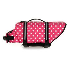 6 kinds of Pet Dog Save Life Jacket Safety Clothes Life Vest Outward Saver Pet Dog Swimming Preserver Dog Clothes Swimwear