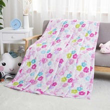 cartoon Summer Quilt Cotton  1.1x1.5m 1.5x2m  Air Conditioner  Quilts comforter  baby children adult Throw twin size beddings