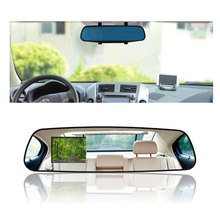 2.8'' 1080P Car Auto Camera DVR Video Recorder Rearview Mirror Vehicle Dash Cam