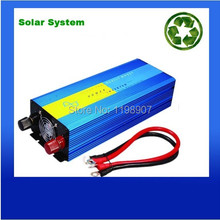 Off inverter 1000w Pure Sine Wave Inverter for Solar or Wind System, Single Phase, Surge 2000w, DC48V/110V, AC110V/220V,