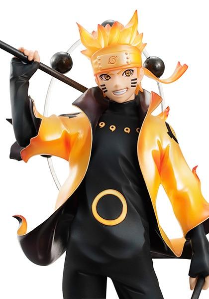 Naruto figures Rikudousennin Modo Uzumaki Naruto Figure Toy 18CM naruto shippuden action figures Naruto Kyuubi Doll D16<br><br>Aliexpress