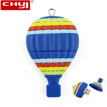 New USB Flash Drive Air Balloon Pen Drive 32GB 64GB 16GB 8GB 4GB Pendrive USB 2. 0 Flash Drive Memoria USB Stick U Disk for Gift(China)