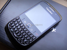 Original BlackBerry Curve 8520 mobile phone WIFI QWERTY Keyboard Free DHL-EMS Shipping(Hong Kong)