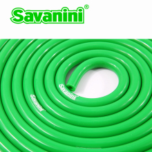Savanini High-quality Environmental Silicone Vacuum Hose for Car Modified Parts. Green color