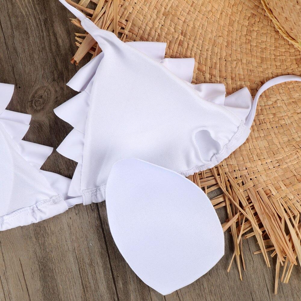 NEW Brazilian Bikini Set Sexy Push Up Swimwear Women's Swimsuit Bathing Suits Swimming Suit For Women Maillot De Bain E045 14
