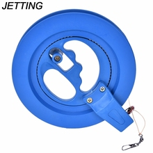 JETTING Outdoor Sport Toys Kites Accessories 15.5 cm Kite Reel Winder with 100m Line Connector Kids Children