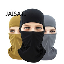 JAISATI Cycling Hoods CS Breathable Sun Protection masks Windshield Motorcycle Hood Riding Masks(China)
