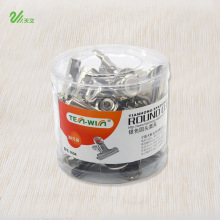 1pcs 38mm stainless steel round round Silver Purse stationery clip manufacturers supply magnetic clip Seiko build 1604