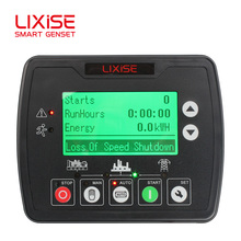 LXC6110E LIXiSE Completely replaced dse6110 spare parts for generator engine control unit(China)
