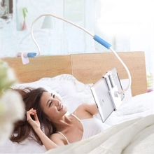 Universal Cell Phone Holder Flexible Long Arms Mobile Phone Holder Desktop Bed Lazy Bracket Mobile Stand Support iPhone IPad
