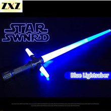 Sword light saber retractable toy Star Wars Lightsaber kids favorite Star Wars Lightsaber PVC gift Display drawing