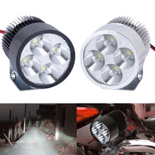 DC12V-80V 20W LED Headlight Handlebar Light Waterproof Lamp Universal for Motorcycle for Honda for Yamaha for Suzuki