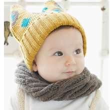 Buy 2017 New Winter Baby Scarf Kids Child Cotton Scarf Boys Girl O Ring Scarf Children Collar Child Neck Scarf SC5519+30 for $5.38 in AliExpress store