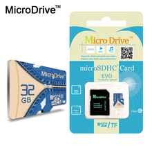 2017 New Arrival Real High Quality 8gb 16gb 32gb 64gb Class 10 micro sd card /TF memory card Transflash SDHC memory flash cards(China)