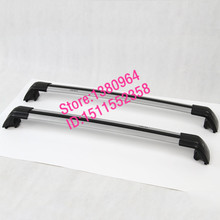 Auto Luggage Rack Cargo Rack Roof Rack Anti-Stolen Heightening design not affect Panoramic Sunroof Fit for BMW X1, X3, X4, X5(China)