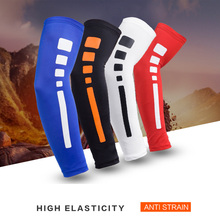 WOERAO Exercise Outdoor S Bask In Cycling Football Basketball Guard Arm Elbow Pads Can Be Customized Gym Sport Protective Elbow(China)