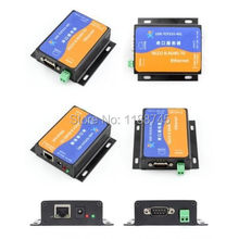 RS232 serial to TCP/IP Protocol Serial Server Ethernet Modem Converter for Industry Applications
