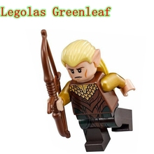 Greenleaf DIY blocks Single Sale The Hobbit Movie Battle Of Five Armies Model & Building Toys Blocks For Children PG513