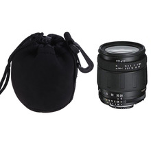 High Quality Camera Lens Soft H09 Neoprene Protector Carry Pouch Case Bag S-10X8 Size S(China)