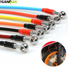 450mm brake hose cable hydroline forfluid for trial dirt pitbike bike motorcycle FOR CRF YZ WR EXC 230 250 300 400 426 450 F(China)