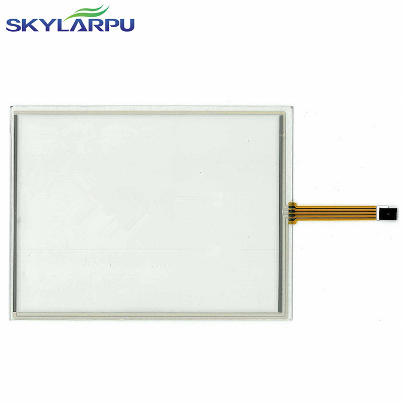 skylarpu New 10.4 inch 234mm*178mm 4 wire Resistive Touch Screen Panel 234*178mm touch screen digitizer panel free shipping<br>