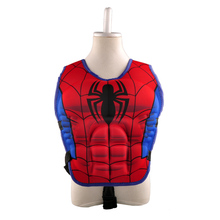 Kids Life Jacket Vest Spiderman Superman Batman Boys Girls Children Super Hero Swimming Fishing Safety Lifejacket Circle Pool