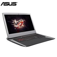17.3inch Gaming Laptop ASUS ROG GFX72VM6700 8GB RAM 1TB HDD+128 SSD Intel Core I7 6700 CPU NVIDIA GeForce GTX 1060 Game Notebook(China)