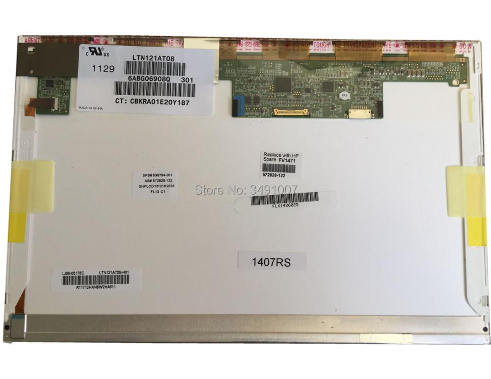 LTN121AT08 301 B121EW09 V.4 LP121WX3 TPB1 TPA1 LED Display 1280x800 30 pin EDP<br>