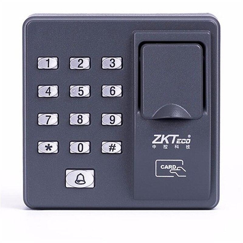 2016NEW Standalone FingerPrint Keypad RFID Single Door  access controller +RFID Card Access Control system X7<br><br>Aliexpress