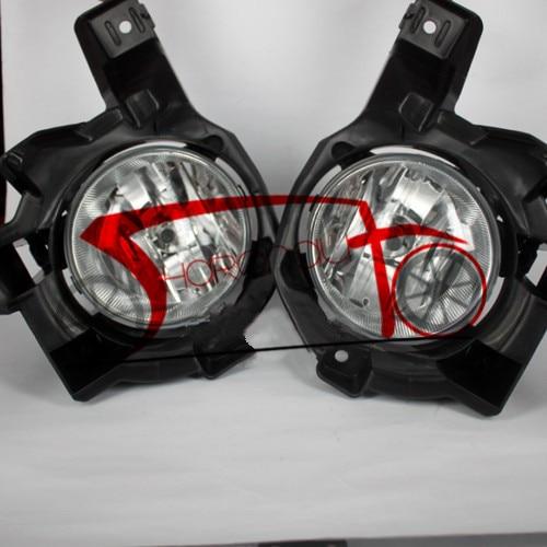 Car Fog Lamps For RAV4 2013 ON Clear Lens PAIR SET Foglamp Wiring Kit<br><br>Aliexpress
