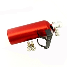 RC 1/10 Scale Truck Drift Car Realistic Metal Fire Extinguisher for RC 4x4 6X6 8X8 Crawler Truck RC(China)