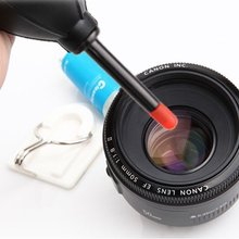 Universal Dust Blower Cleaner Rubber Air Blower Pump Dust Cleaner DSLR Lens Cleaning Tool For SLR Camera Binocular Lens CCD(China)