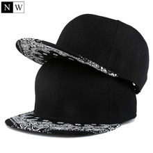 Free Shipping 2017 New Mens Snapback Hats Famous Black Gorras Hip hop Man Snapbacks Cap For Adult