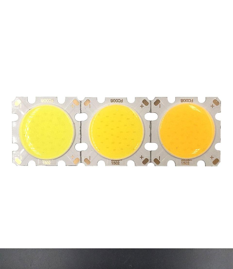 cob led 28mm square cob chip light bulb lamp 15W (13)