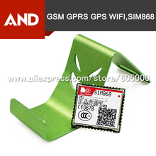SIM868 module,gsm gps gnss bluetooth fully function,baud rate 115200bps,1pc price SIM868 S2-106R4-Z1Q5F-Z1Q5B