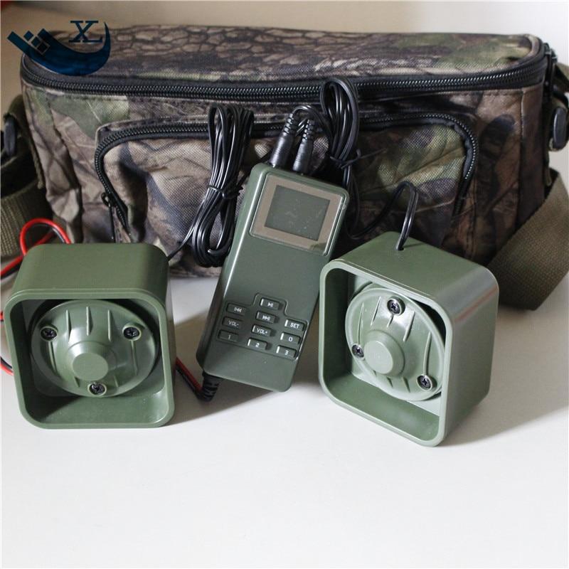 Outdoor Hunting DC 12V 50W Bird Call Speaker B15 Bird Caller 2017 With 200 Bird Voice From Xilei<br><br>Aliexpress