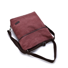 lady new women multifunctional middle size High capacity canvas shopping travel crossbody Shoulder pad hand tote everyday Bags
