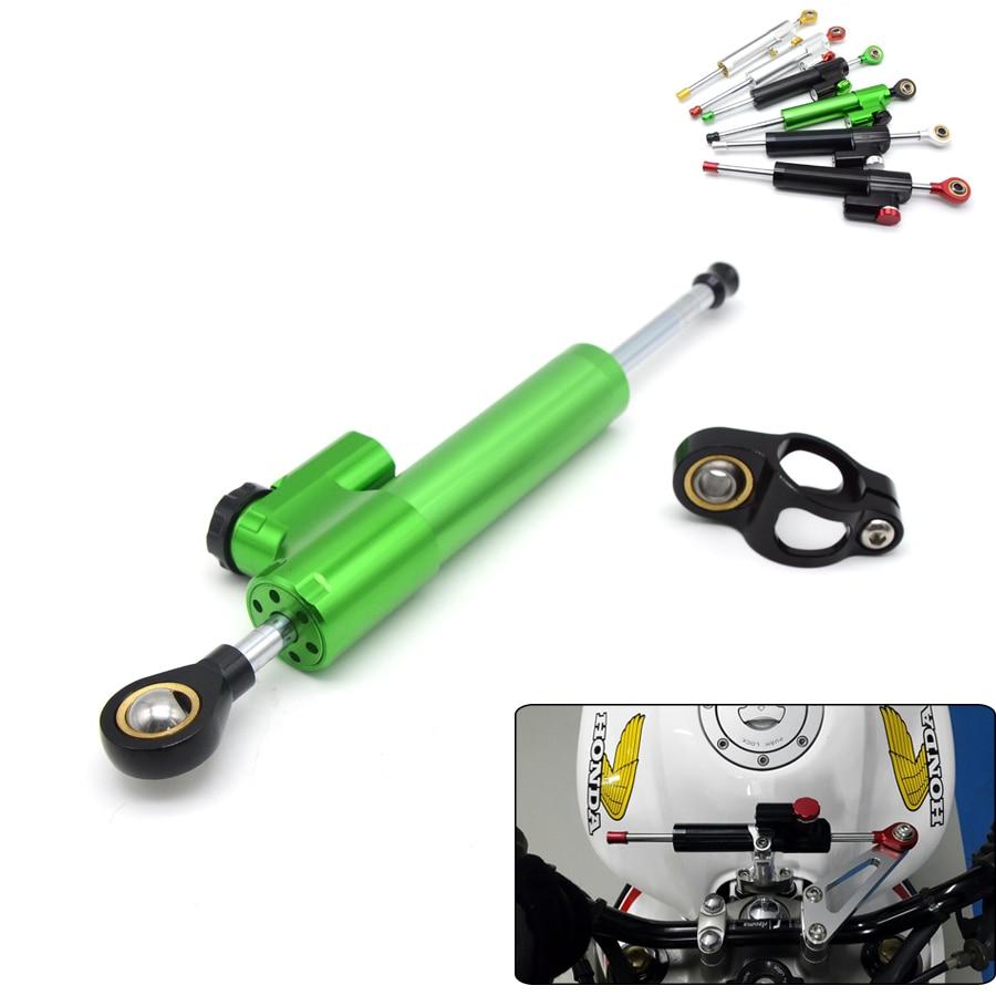 Motorcycle Accessories Damper Stabilizer Damper Steering Reversed Safety Control For yamaha R6 R1 R3 FZ6 FAZER XJR 1300 TDM 900<br>