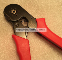 HSC8 6-6 MINI-TYPE SELF-ADJUSTABLE CRIMPING PLIER HSC8 6-6 0.25-6mm terminals crimping tools multi tool