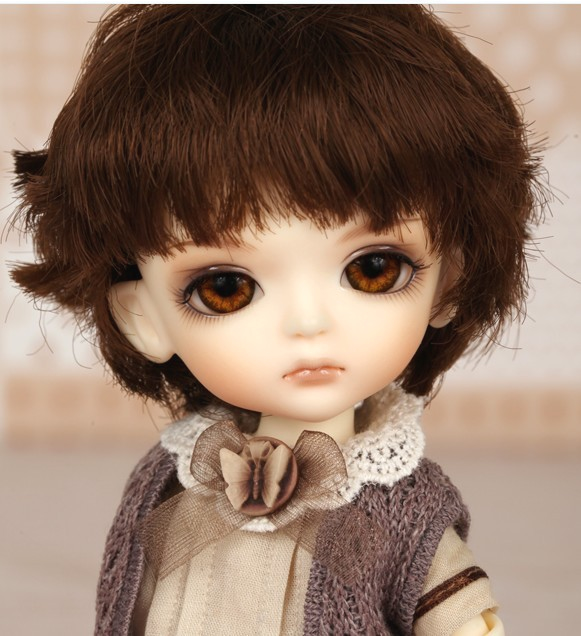 flash sale!free shipping!free makeup&amp;eyes!top quality bjd 1/8 baby doll lati yellow mie volks yosd hobbie hot toy for kids <br><br>Aliexpress