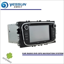 Car Android Navigation System For Ford Galaxy / Tourneo 2010~2012 - Radio Stereo CD DVD Player GPS Navi BT HD Screen Multimedia(China)