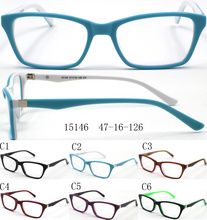 15146 Acetate handmade Glasses Frame Kids Boy Children's Glasses Frame Optical Eyeglass Frame for Children 12pcs/lot wholesale(China)