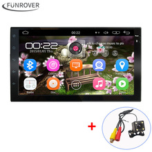 2017 Limited Autoradio Full Touch Quadcore 7'' Double Din Android Universal 2din 6.0 Car Multimedia Player Gps 7inch Stereo 2