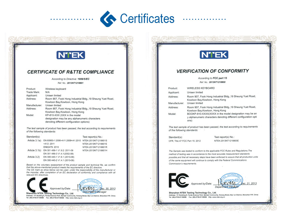 CE Fcc certificated(new)